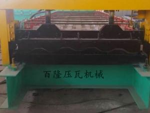 1185型集装箱板压型设备